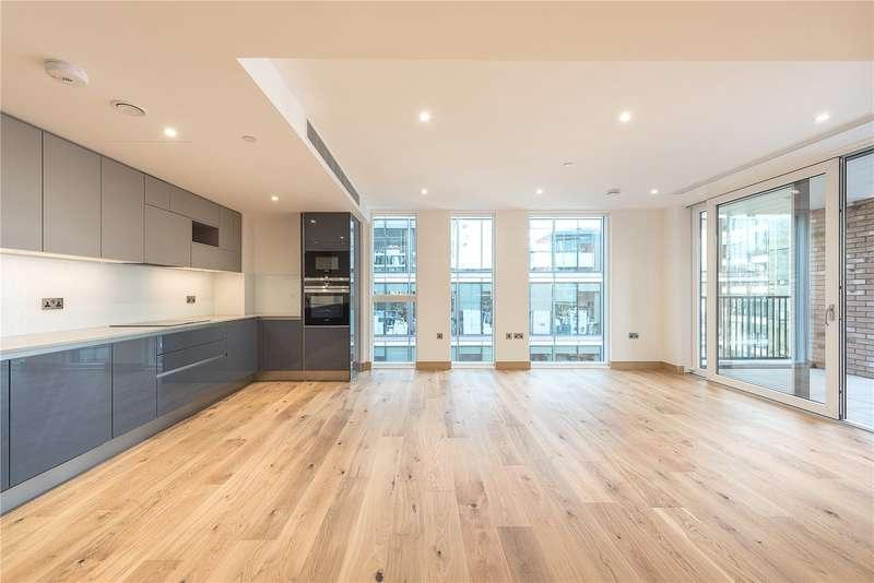 3 Bedrooms Flat for sale in Paddington Exchange, 12 Hermitage Street, London, W2