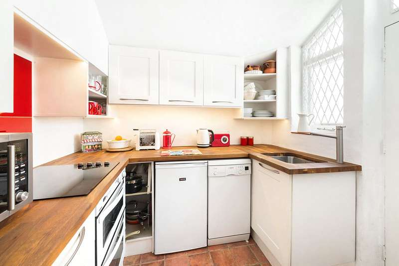 1 Bedroom Flat for sale in Colville Road, Notting Hill, London, W11