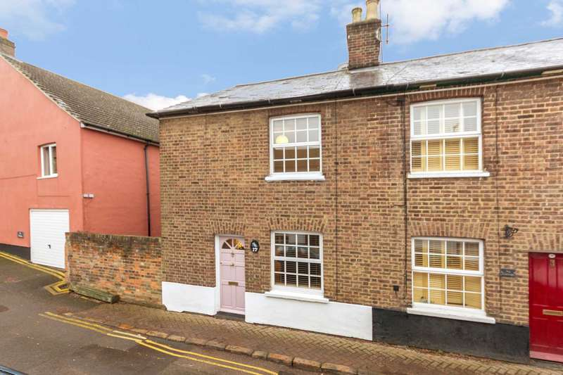 2 Bedrooms End Of Terrace House for sale in Bridge Street, Berkhamsted