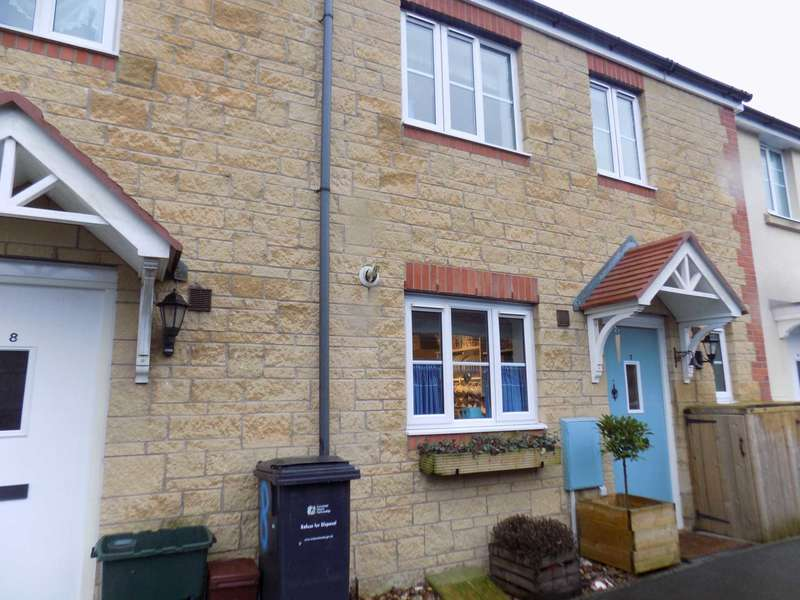 3 Bedrooms End Of Terrace House for sale in Jarman Way, Chard