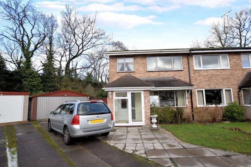 3 Bedrooms Semi Detached House for sale in Billsmore Green, Solihull