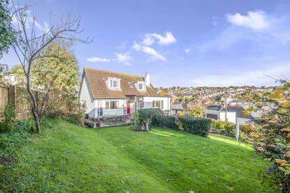 3 Bedrooms Detached House for sale in Teignmouth, Devon