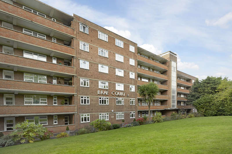 2 Bedrooms Apartment Flat for sale in Kingston Hill, Kingston upon Thames, KT2