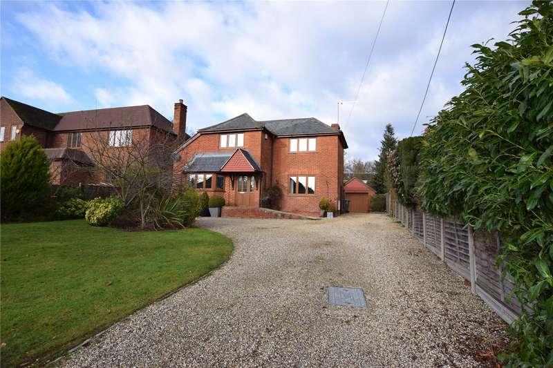 4 Bedrooms Detached House for sale in Beehive Lane, Binfield, Berkshire, RG12