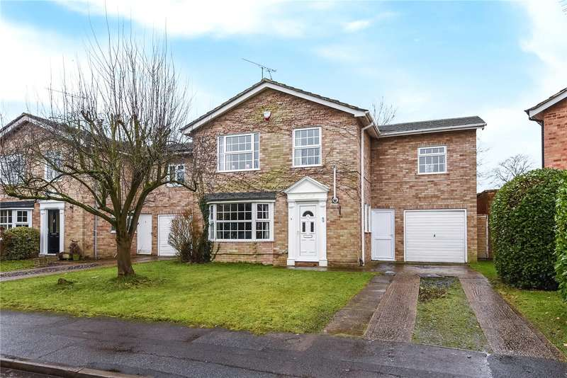 4 Bedrooms Detached House for sale in Greenwood Grove, Winnersh, Wokingham, Wokingham, RG41