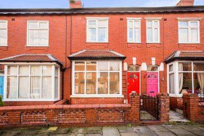 2 Bedrooms Terraced House for sale in Portland Road, Blackpool, Lancashire, ., FY1