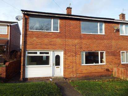 3 Bedrooms Semi Detached House for sale in Creslow, Gateshead, Tyne and Wear, NE10