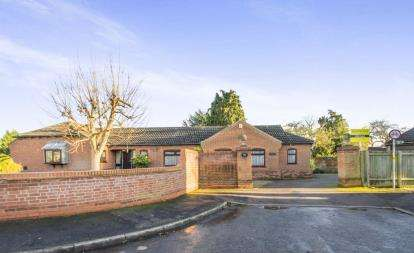 3 Bedrooms Bungalow for sale in Beverley Drive, Broughton Astley, Leicestershire