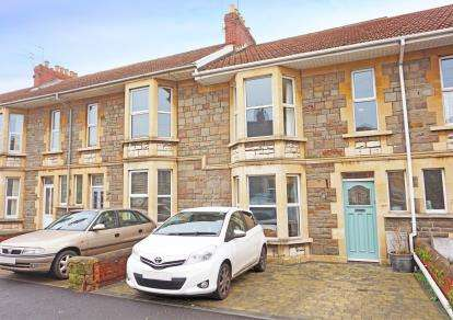 3 Bedrooms Terraced House for sale in Hermitage Road, Downend, Bristol, South Gloucestershire