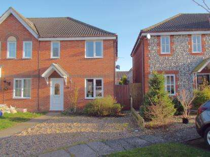 3 Bedrooms End Of Terrace House for sale in Taverham, Norwich, Norfolk