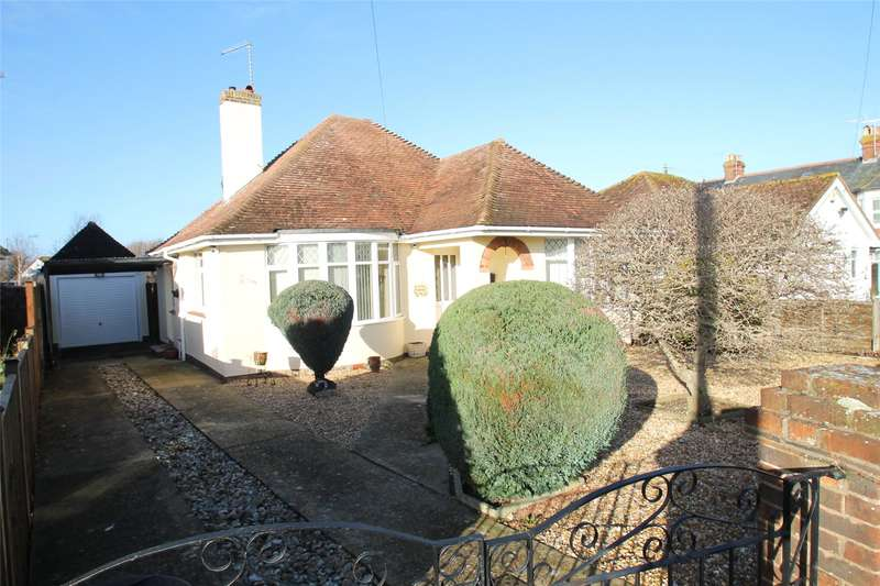 3 Bedrooms Detached Bungalow for sale in Amberley Road, Rustington, BN16