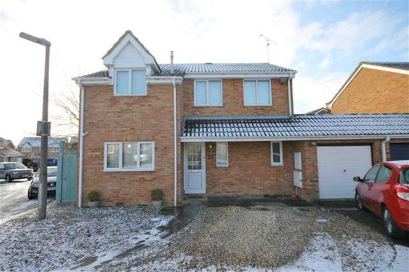 3 Bedrooms Property for sale in Brandon Close, Grange Park, Swindon