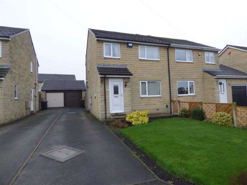 3 Bedrooms Property for sale in Chaffinch Walk, Netherton, HUDDERSFIELD, West Yorkshire, HD4