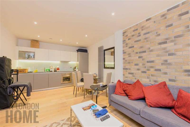 1 Bedroom Property for sale in Carlow House, Euston Reach, Camden, London, NW1