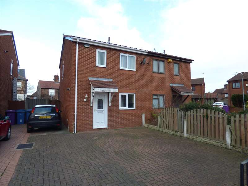 3 Bedrooms Semi Detached House for sale in Warner Drive, Liverpool, Merseyside, L4