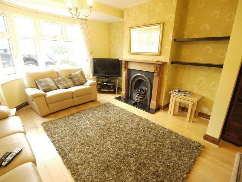 5 Bedrooms Semi Detached House for sale in Hampden Way, Southgate