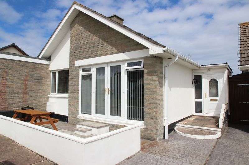 2 Bedrooms Bungalow for sale in Manewas Way, Newquay