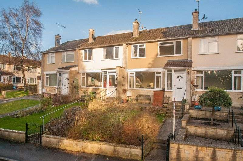 3 Bedrooms Terraced House for sale in Lynfield Park, Weston, Bath