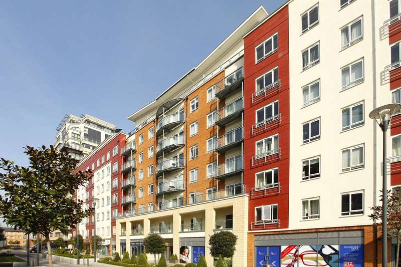 2 Bedrooms Flat for sale in Boulevard Drive, Colindale, NW9