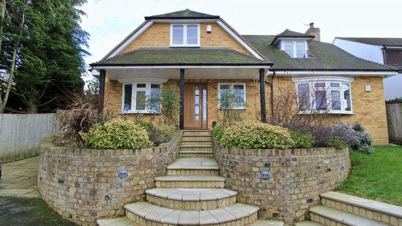 4 Bedrooms Detached House for sale in Nags Head Lane, Great Missenden
