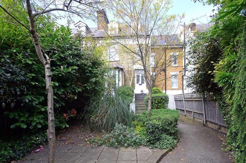 1 Bedroom Flat for sale in Kingston Road, Wimbledon, SW19