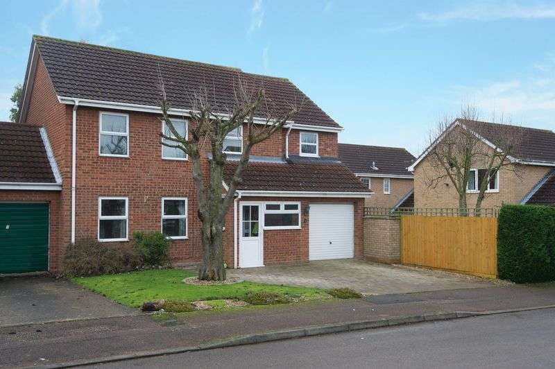 4 Bedrooms House for sale in Eaton Socon, St Neots