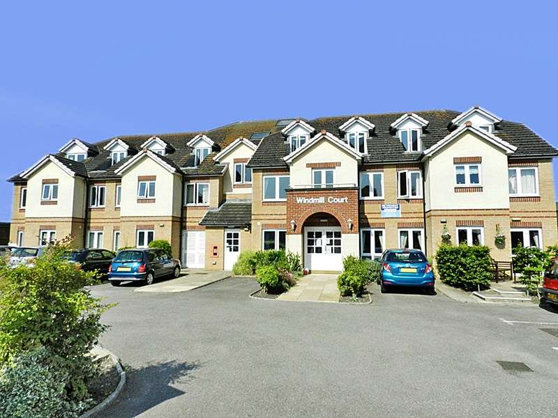 1 Bedroom Retirement Property for sale in Windmill Court, Bognor Regis, PO22 0DY