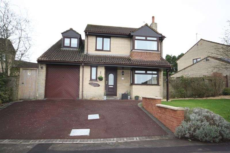 4 Bedrooms Detached House for sale in St. Marys Rise, Radstock