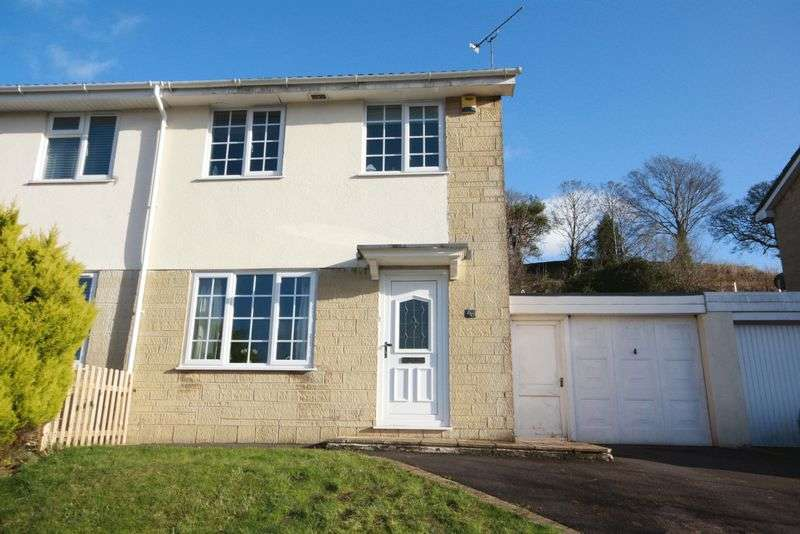 3 Bedrooms Semi Detached House for sale in Brookside, Bristol
