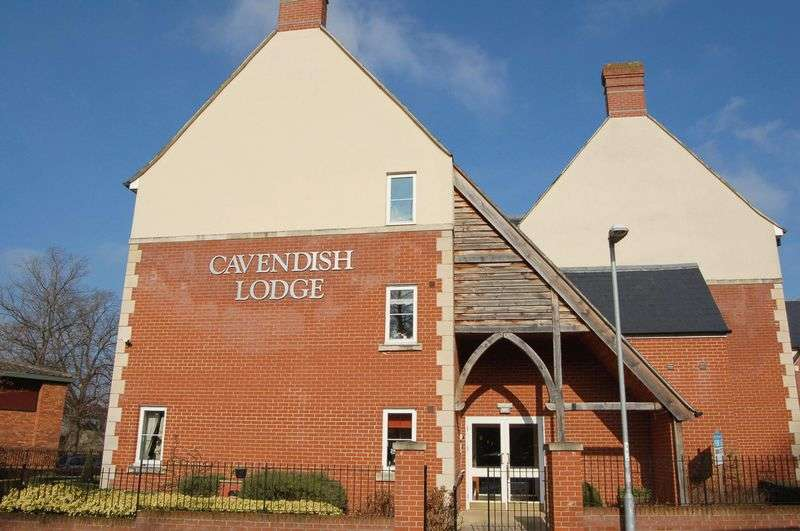 1 Bedroom Retirement Property for sale in Cavendish Lodge, Glastonbury