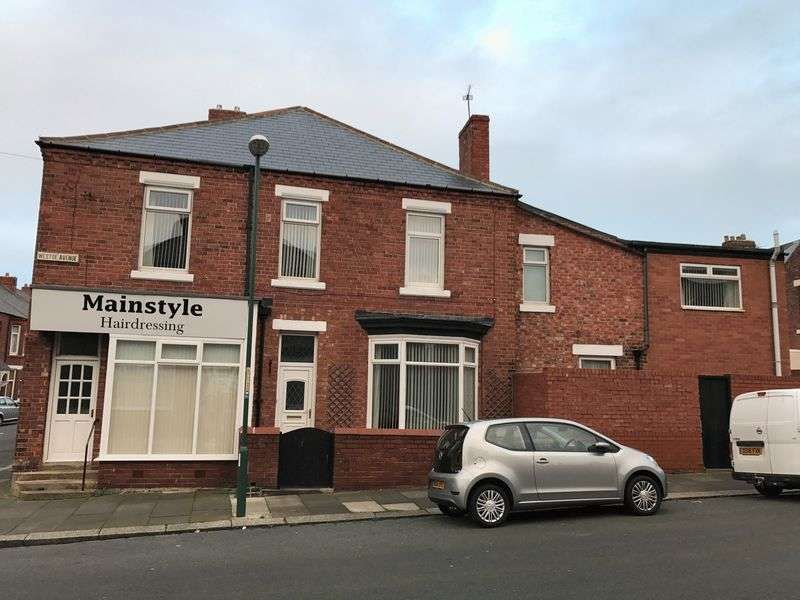 3 Bedrooms Terraced House for sale in 11 Westoe Avenue, South Shields