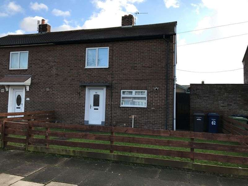 2 Bedrooms Semi Detached House for sale in Bainbridge Ave, South Shields