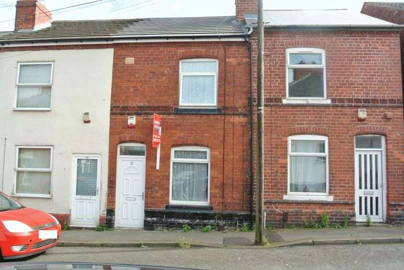 2 Bedrooms Terraced House for sale in Moor, Mansfield