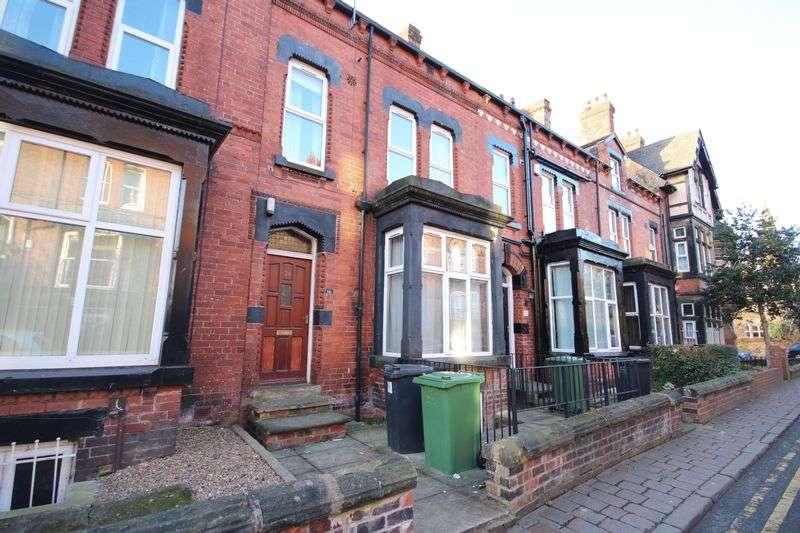 7 Bedrooms Terraced House for rent in Regent Park Terrace, Hyde Park, Leeds