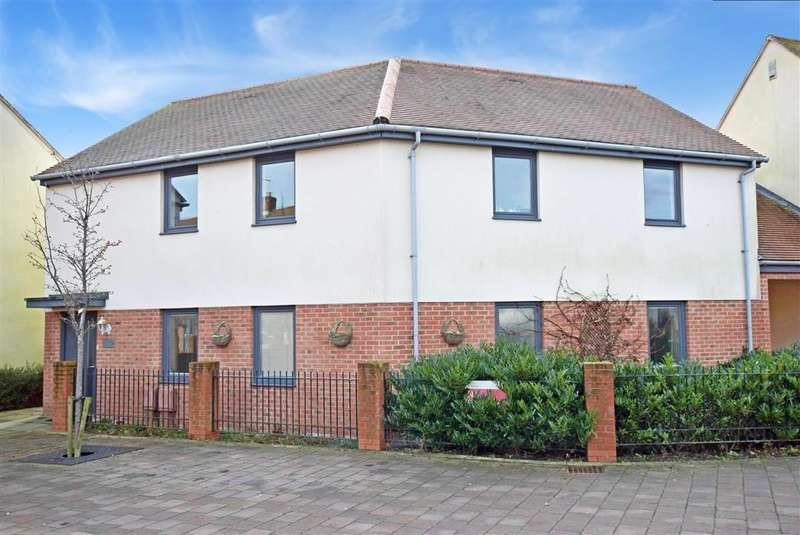 2 Bedrooms Maisonette Flat for sale in Dibber Road, Waterlooville, Hampshire