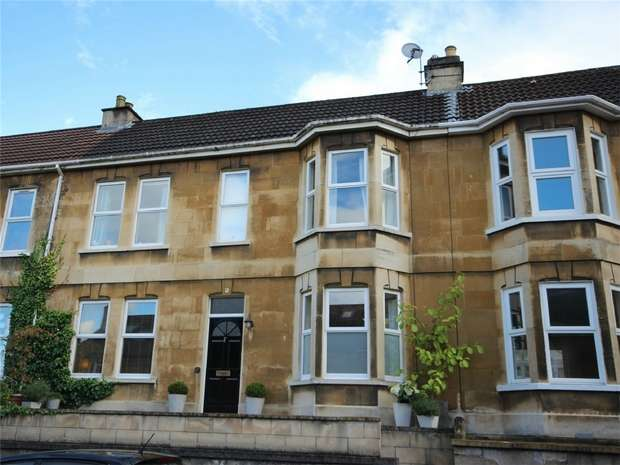 2 Bedrooms Terraced House for sale in Magdalen Avenue, BATH