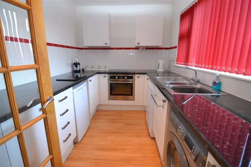 2 Bedrooms Maisonette Flat for sale in West Way, Highfields, Stafford