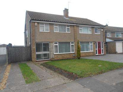 3 Bedrooms Semi Detached House for sale in Old Ford End Road, Bedford, Bedfordshire