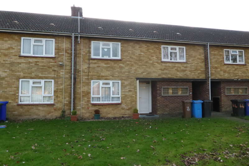 1 Bedroom Ground Maisonette Flat for sale in Windsor Road, Newmarket