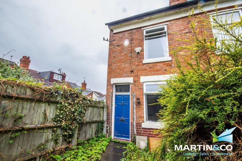 2 Bedrooms End Of Terrace House for sale in Myrtle Place, Pershore Road, Selly Park, B29