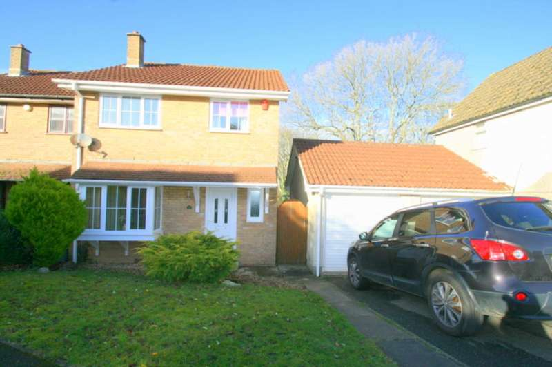 3 Bedrooms Semi Detached House for sale in Greenwood Park Road, Plympton