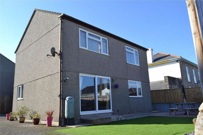 3 Bedrooms Detached House for sale in Turnpike Road, Connor Downs, Hayle