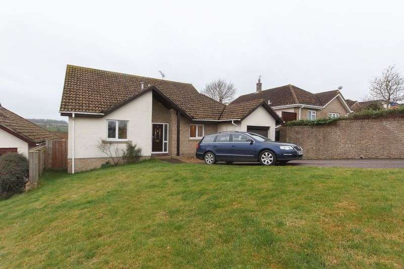 4 Bedrooms Detached House for sale in Southway, Tedburn St Mary