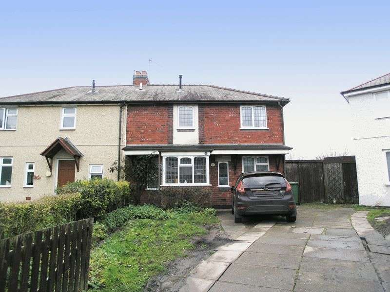 3 Bedrooms Semi Detached House for sale in BRIERLEY HILL, Springfield Road