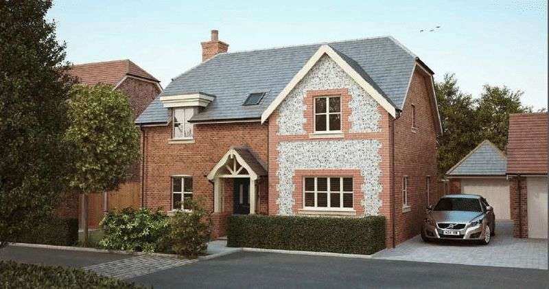 4 Bedrooms Detached House for sale in Reserve from Plan Now! By Appointment Only