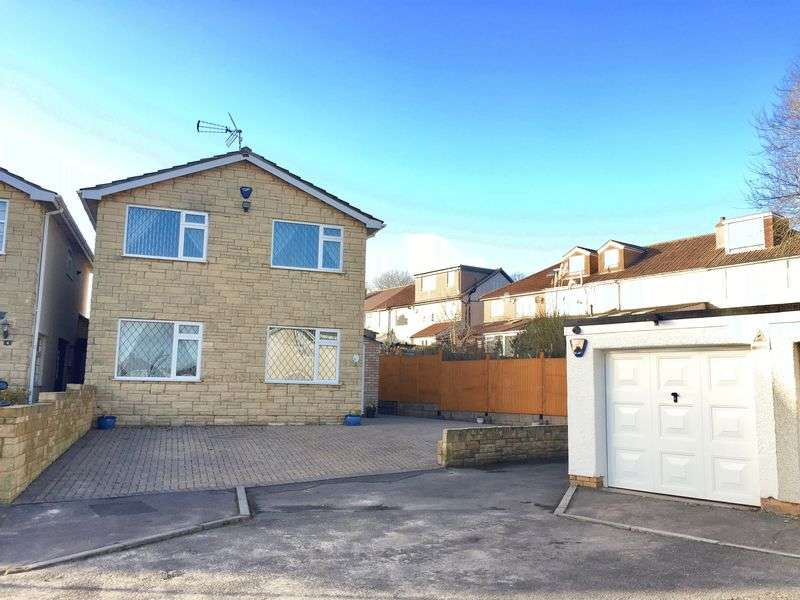 4 Bedrooms Detached House for sale in High Elm, Hanham, Bristol, BS15 9TB