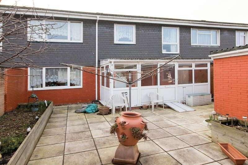 4 Bedrooms Terraced House for sale in Calmore