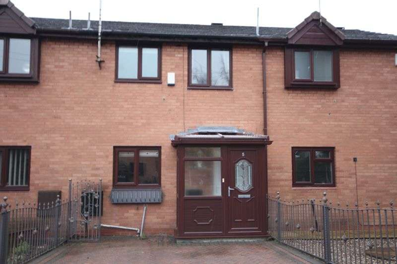 2 Bedrooms House for sale in SMITHY FOLD, Cutgate, Rochdale OL12 7NS