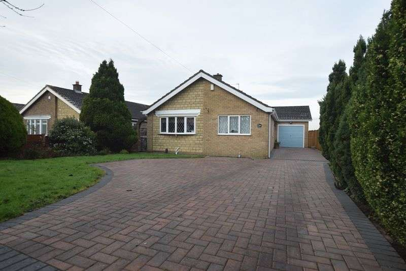 3 Bedrooms Detached Bungalow for sale in Brant Road, Waddington, Lincoln