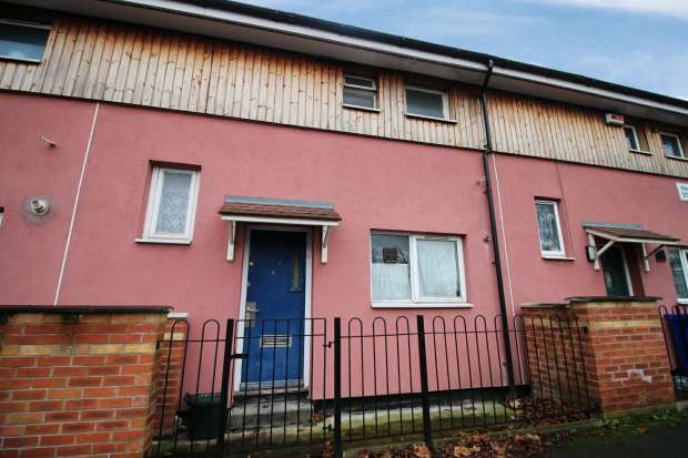 2 Bedrooms Terraced House for sale in Upper Marshfield Street, Manchester, Greater Manchester, M13 9JB